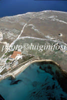 veduta aerea della penisola magnisi o tapsos   - Thapsos (5580 clic)