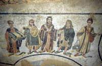 la villa romana del casale: mosaici  - Piazza armerina (3428 clic)