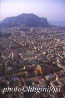 panorama aereo di Palermo  - Palermo (5331 clic)