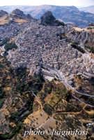 panorama aereo  - Caltabellotta (4727 clic)