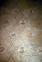 la villa romana del casale: mosaici  - Piazza armerina (3290 clic)