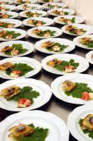 piatti dello chef Nino Graziano durante cheeseart  - Donnafugata (3513 clic)