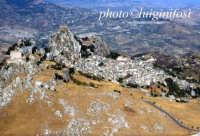 panorama aereo  - Caltabellotta (4289 clic)