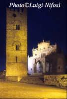 la cattedrale e la torre  - Erice (1496 clic)