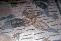 la villa romana del casale: mosaici  - Piazza armerina (4356 clic)