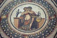 la villa romana del casale: mosaici della stanza dell'eros  - Piazza armerina (6581 clic)