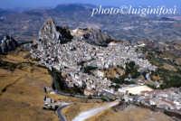 panorama aereo  - Caltabellotta (4080 clic)