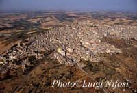 veduta aerea della città  - Naro (4697 clic)