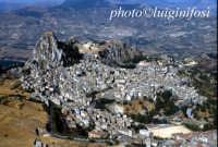 panorama aereo  - Caltabellotta (4120 clic)