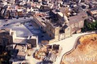 veduta aerea della chiesa di San Antonio  - Naro (8180 clic)