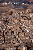 veduta aerea della città  - Naro (4324 clic)