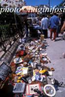 il mercatino di piazza marina PALERMO Luigi Nifosì