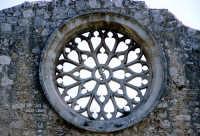 il rosone di San Giovanni degli Eremiti  - Siracusa (5150 clic)