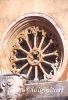 il rosone di Santa Lucia  - Siracusa (4255 clic)