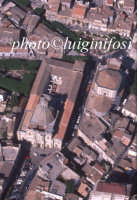 veduta aerea della Chiesa Maria SS. Annunziata nel contesto urbanistico  - Paternò (5012 clic)