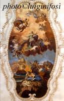 chiesa di Santa Lucia alla Badia - affresco della volta  - Siracusa (5137 clic)