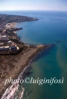 il promontorio di bruca e la spiaggia di cava d'aliga  - Cava d'aliga (4704 clic)