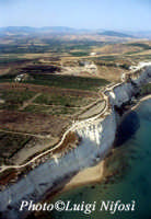 costa di eraclea minoa  - Cattolica eraclea (6025 clic)