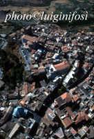veduta aerea del centro storico  - Motta sant'anastasia (4274 clic)