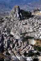 panorama aereo  - Caltabellotta (2386 clic)