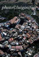 veduta aerea del centro storico  - Motta sant'anastasia (5429 clic)