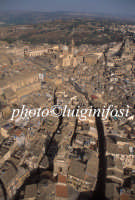 veduta aerea del centro urbano  - Caltagirone (4754 clic)