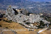 panorama aereo  - Caltabellotta (2922 clic)