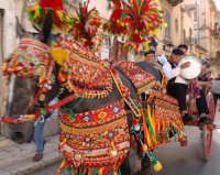 sfilata di carretti siciliani  - Scicli (10233 clic)