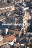 veduta aerea della chiesa del Gesù  - Caltagirone (4738 clic)