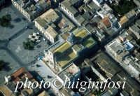 veduta aerea del centro di avola e Chiesa Madre  - Avola (4535 clic)