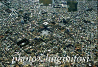 veduta aerea del centro di avola  - Avola (3935 clic)