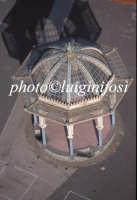 veduta aerea del palco musicale  - Caltagirone (5007 clic)
