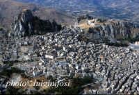 panorama aereo  - Caltabellotta (2612 clic)