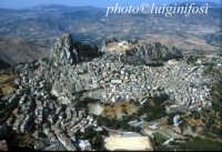 panorama aereo  - Caltabellotta (2593 clic)