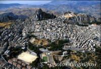 panorama aereo  - Caltabellotta (2348 clic)