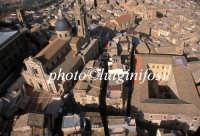 veduta aerea del centro storico  - Caltagirone (3943 clic)