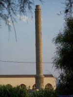La ciminiera della Tonnara  - Torretta granitola (2177 clic)