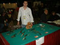 Mostra mercato del coltello sportivo e da collezione Culter Expo 2006 a Novegro (Mi)  - San fratello (3747 clic)