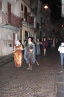 Sagra della Cuccia 2007 - sfilata medioevale  - San michele di ganzaria (4210 clic)
