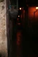 Sagra della Cuccia 2007 - vicoli  - San michele di ganzaria (3094 clic)