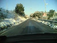 strada sdrucciolevole...  - San michele di ganzaria (3570 clic)