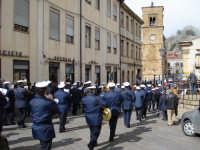 4 Novembre 2007 - Foto 08. La Banda musicale chiude il corteo.  - Mistretta (3857 clic)