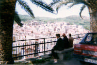 Panorama dal belvedere  - Tusa (6798 clic)