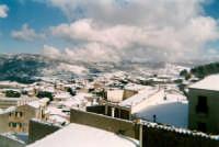 Neve sui monti e sulle case.   - Nebrodi (3977 clic)