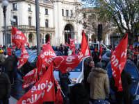 Manifestazione sindacale del 12 Dicembre 2008 (01). Piazza Antonello   - Messina (2421 clic)