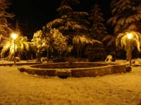 Villa comunale chalet Una sera d'inverno alla villa comunale chalet.  - Mistretta (8565 clic)