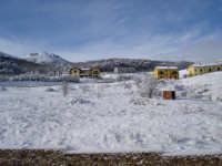 Periferia  Assaggi di neve per le nuove costruzioni.   - Mistretta (6353 clic)