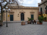 Scorcio della Piazza Vittorio Emanuele  - Sant'agata di militello (4230 clic)