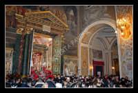 San sebastiano esposto in chiesa il 20 gennaio 2009  - Acireale (6682 clic)