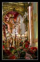 San sebastiano esposto in chiesa il 20 gennaio 2009  - Acireale (4034 clic)
